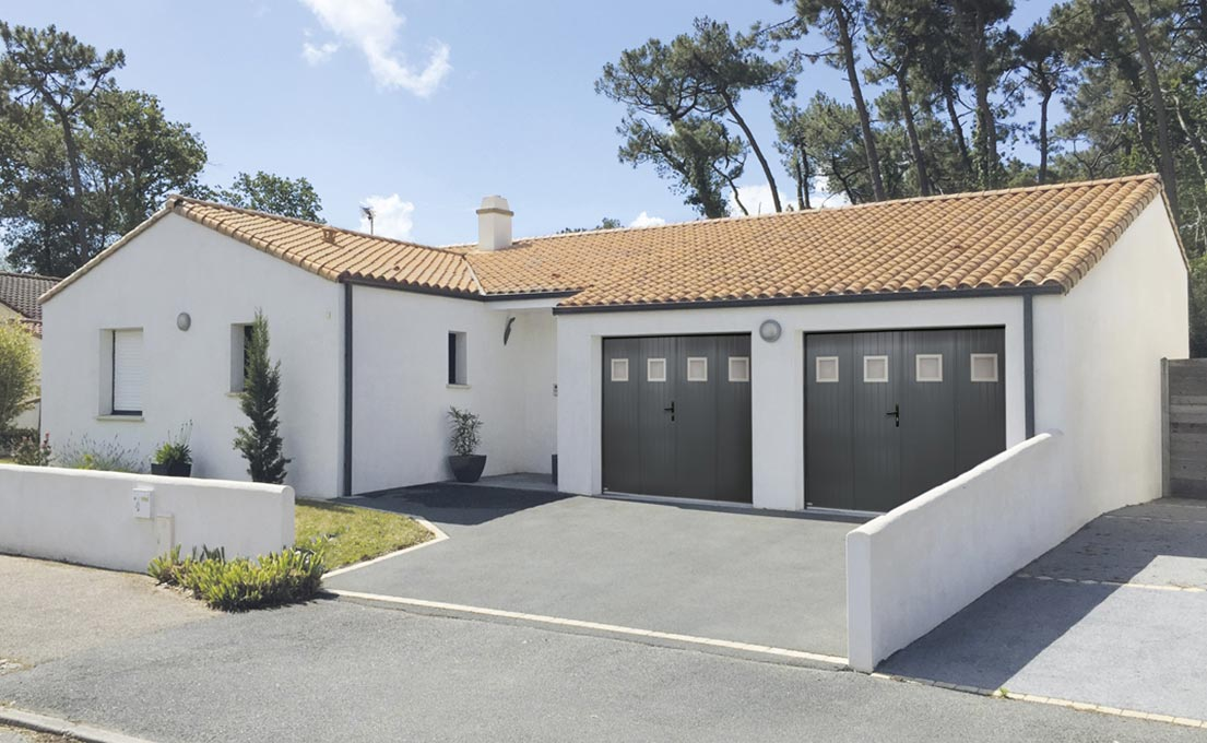 Portes de garage - Icare