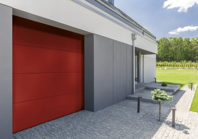 Portes de garage - Idélia