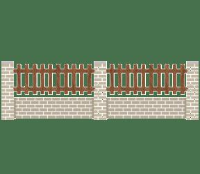 clôtures bois - lambon - Sothoferm