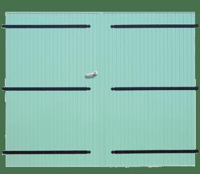 porte de garage pvc - venus - Sothoferm